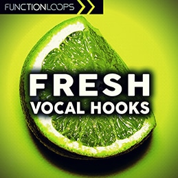 Fresh Vocal Hooks - Royalty Free Key Labelled Female Vocal Hook