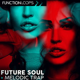 Future Soul & Melodic Trap - 5 Construction Kits, Loops