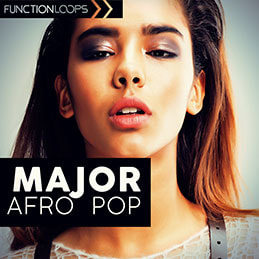 Major Afro Pop Construction Kits featuring Samples, Loops