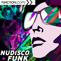 Nu Disco & Funk - Royalty Free Guitar Loops, Synths, Basslines