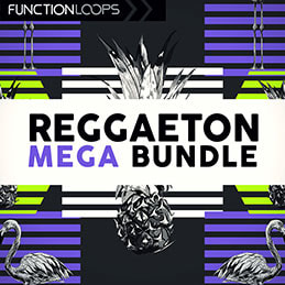 Reggaeton Mega Bundle - Best Selling Reggaeton Construction Kits